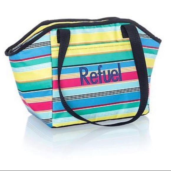 53328d939dc4 Thirty-One Lunch Break Therm Patio Pop Refuel NWT Boutique